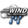 Windy with Rain Showers Likely